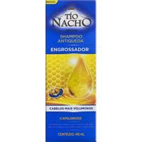 Shampoo Antiqueda Tio Nacho 415Ml