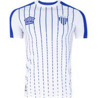 Camisa Do Avaí Ii 2019 Umbro - Masculina - Branco/Azul