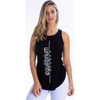 Regata Fitness Equilibrio Feminina - Feminino