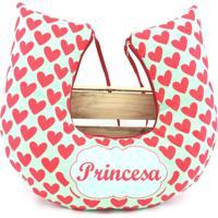 Almofada De Amamentação Bbbag Princesa Vermelho