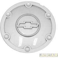 Calota Do Centro Da Roda Chevrolet - Nk Brasil - Astra 2000 Até 2001 - Vectra 1997 Até 2001 - Roda De Aluminio - Cada (Unidade) - Gm 2459