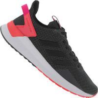 0603049601a2a ... Tênis Adidas Questar Ride - Feminino - Cinza Esc Rosa