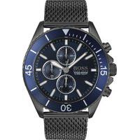 Relógio Hugo Boss Masculino Aço Cinza - 1513702