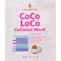 Lee Stafford Coco Loco - Máscara Capilar 20Ml - Unissex-Incolor