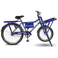 Bicicleta Kyklos Aro 26 Cargo 4.5 Freio Manual A-36 Azul
