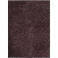 Tapete Classic- Marrom Escuro- 150X100Cm- Oasisoasis