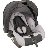 Bebê Conforto Ts Cinza Cross Lenox Kiddo
