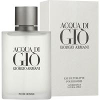 e97f90d22f Acqua Di Gio De Giorgio Armani Eau De Toilette Masculino 100 Ml