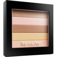 Blush Highlighting Palette Peach Glow