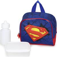 Lancheira Luxcel Super-Homem