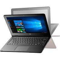 Notebook Multilaser M11W 2Gb Ram Win10 32Gb Quad 11,6 Polegadas Preto Nb259