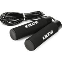 Corda De Pular Com Peso Kikos - Unissex