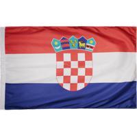 Bandeira Croácia Torcedor 2 Panos