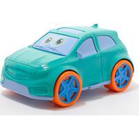 Carrinho Para Beb㪠- Tchuco Baby - Verde - Samba Toys - Multicolorido - Dafiti