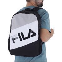 Mochila Fila Flag - 25 Litros - Preto d688a1bca22