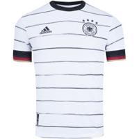 Camisa Alemanha I 2020 Adidas - Jogador - Branco