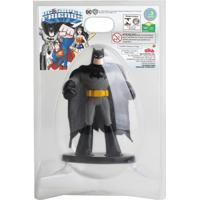 Boneco De Vinil - Dc Comics - Embalagem Especial Ovo De Páscoa - Batman - Elka - Masculino-Incolor