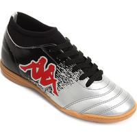 216114f18a659 Netshoes  Chuteira Futsal Kappa Agility - Unissex