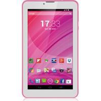 "Tablet Multilaser Rosa M7 3G Quad Core Câmera Wi-Fi 7"" 8Gb Dual Chip - Nb225"