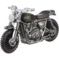 Carrinho Die Cast - Jurassic World 2 - Matchbox - 15 Triumph Scrambler - Mattel