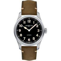 Relógio Montblanc Masculino Couro Caqui - 119907