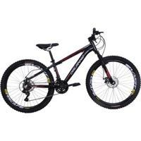 Bicicleta Freeride Aro 26 Alumínio Duplo Freio A D - Unissex