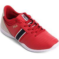 9b3d8c5d03 Netshoes  Chuteira Futsal Fila Top Munir - Unissex