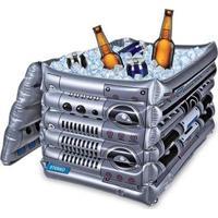 Coller Boia Inflável Rádio Para Cerveja Bel Lazer - Unissex