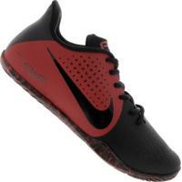 Tênis Nike Air Behold Low - Masculino - Preto/Vermelho