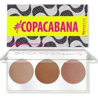 Paleta De Contorno Boca Rosa Payot - Copa Cabana