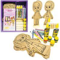 Brinquedo Educativo Para Colorir E Pintar Personal Glamour