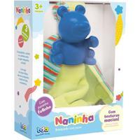 Naninha Com Mordedor Urso - Toyster