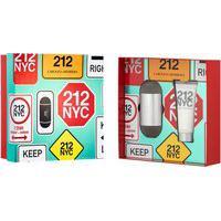 Kit Perfume Carolina Herrera 212 Nyc Feminino 100Ml + Hidratante Corporal 100Ml Único
