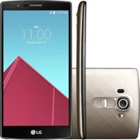 Usado Smartphone Lg G4 Beat Dual 4G H736 Desbloqueado Dourado (Muito Bom)