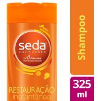 Shampoo Seda Sos Restauração Instantânea 325Ml