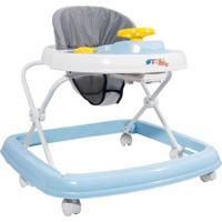 Andador Azul-Bebê Styll Baby