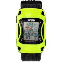 Relógio Skmei Digital 0961 Verde