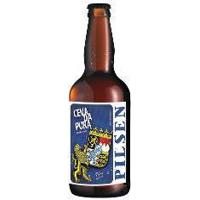 Cerveja Cevada Pura Pilsen 500Ml