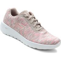 1654ba89dcb Netshoes  Tênis Skechers Mesclado Go Walk Joy Feminino - Feminino