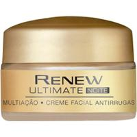 Creme Facial Antirrugas Renew Ultimate Multiação N - Unissex-Incolor