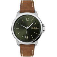 Relógio Hugo Boss Masculino Couro Marrom - 1530063