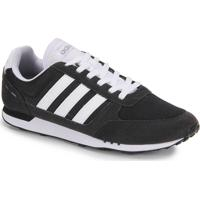 Tênis Jogging Masculino Adidas City Racer - Preto