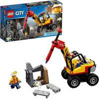 Lego City Veículo Minerador Lego 60185