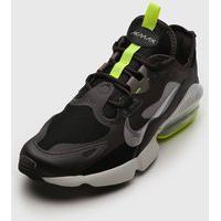 Tênis Nike Sportswear Air Max Infinity 2 Preto/Cinza