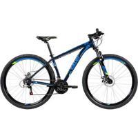 Bicicleta Mtb Caloi Aro 29 Com 21 Velocidades - Unissex