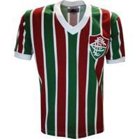 Camisa Liga Retrô Fluminense Mundial 1952 - Masculino