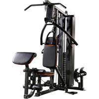 Estação De Musculação Semi-Profissional Multifuncional O'Neal - Unissex