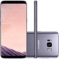 Usado Smartphone Samsung Galaxy S8 G950 64Gb Ametista (Muito Bom)