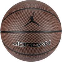 Bola De Basquete Nike Jordan Legacy 8P - Marrom