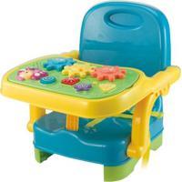 Cadeira Portátil Com Mesa De Atividades Musical - Winfun - Unissex-Incolor